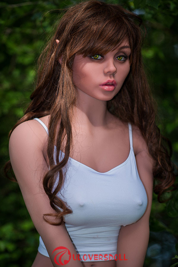 WM silicone love TPE doll