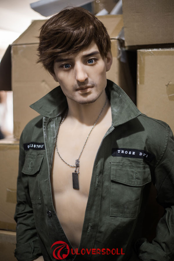male sex silicone doll