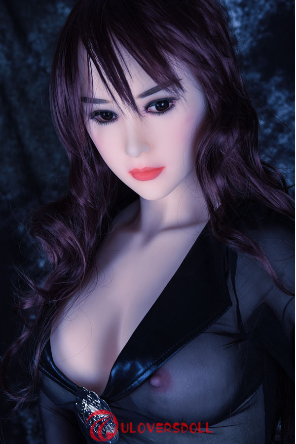 mid-breasts silicone sex doll