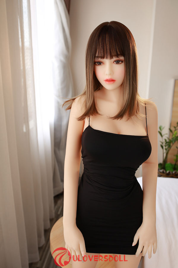 middle breast female sex dolls 158cm