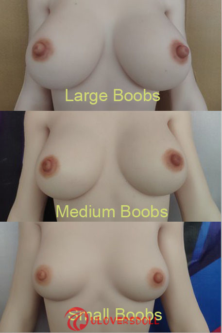 boobs of sex dolls
