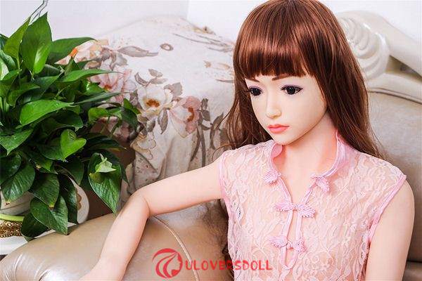 full size silicone doll