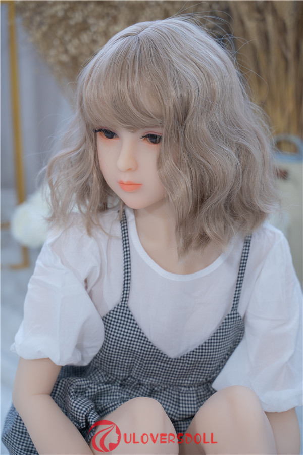 Thin Body Flat Boobs Girl Sex Doll