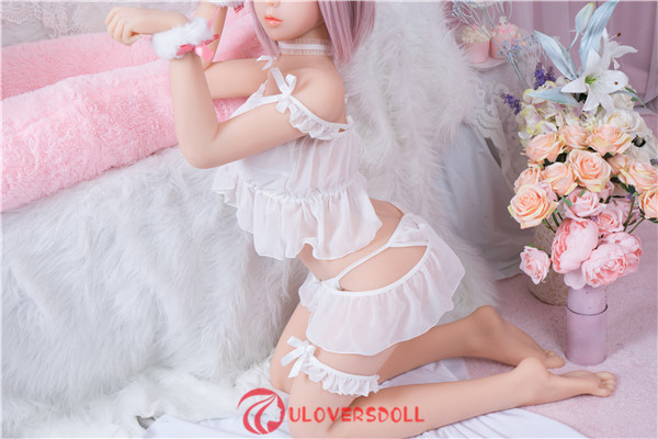 small silicone love doll