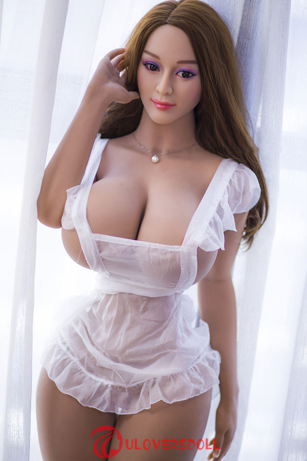 luxurious solid sex doll