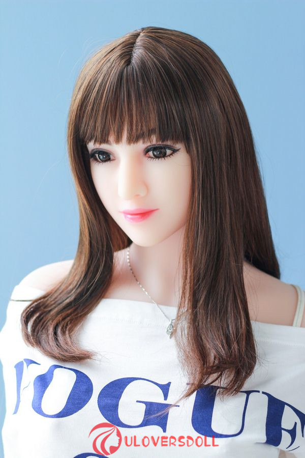 lifelike realistic sex doll 158cm