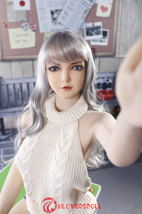 blue big eyes sex dolls