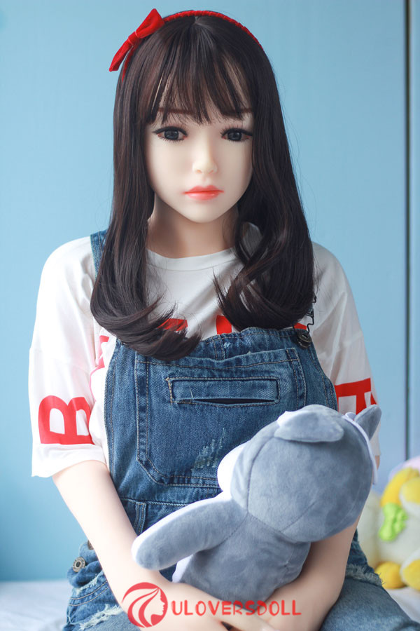 Cute teen girl Japanese style B cup 150cm realistic sexy