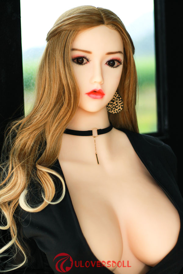 158cm big breasts D cup doll