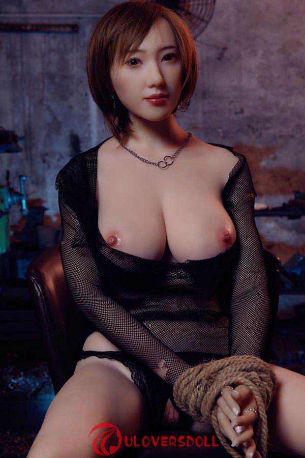 Chinese silicone sex doll
