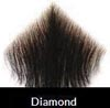 Pubic Hair:diamond